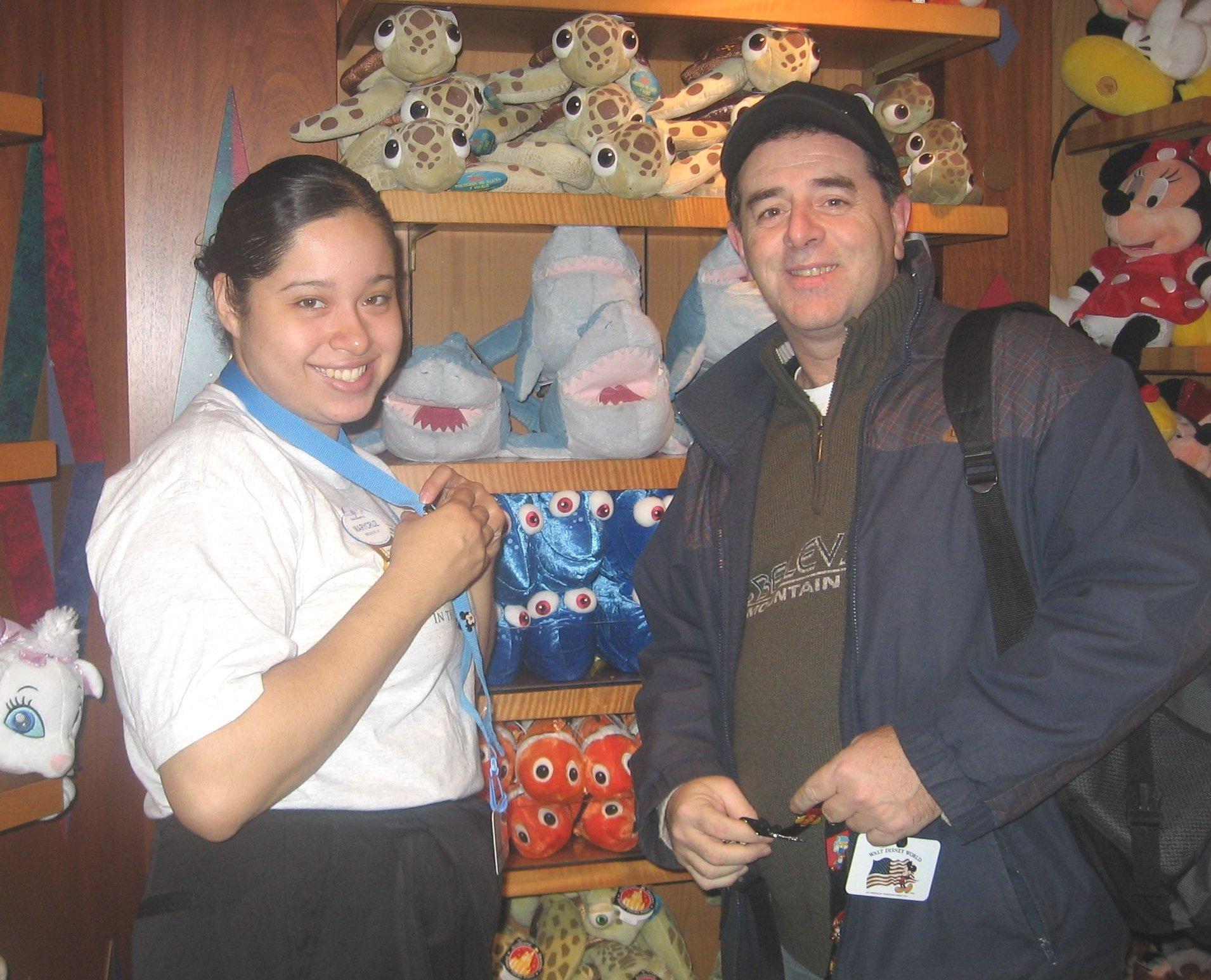 JG au Disney Store