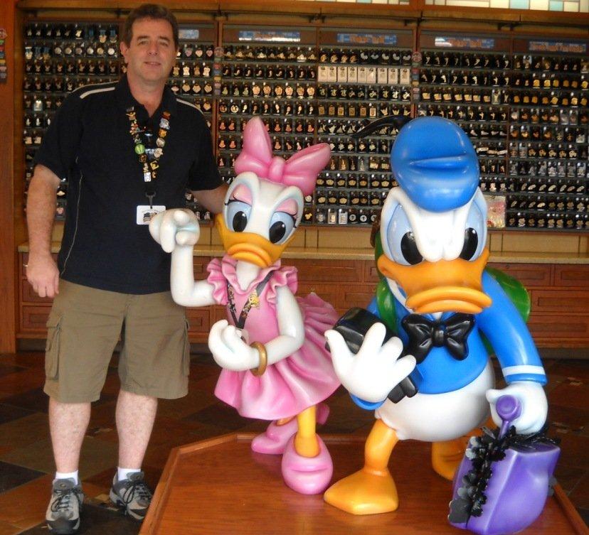 JG Daisy & Donald